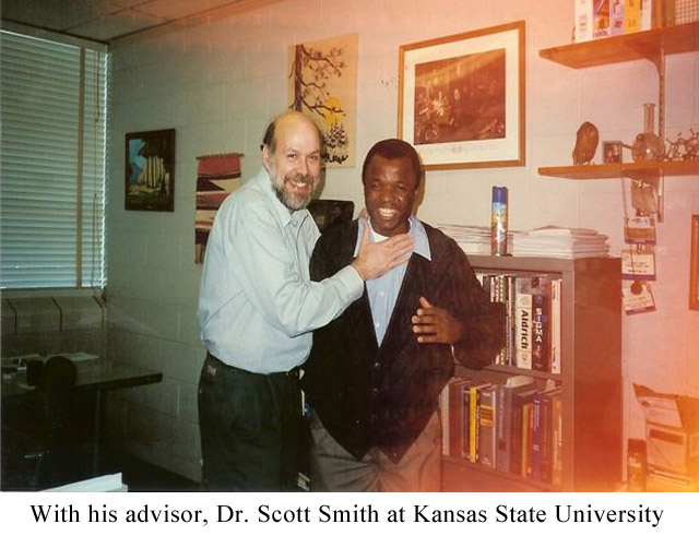With-his-advisor,-Dr.-Scott-Smith-at-Kansas-State-University
